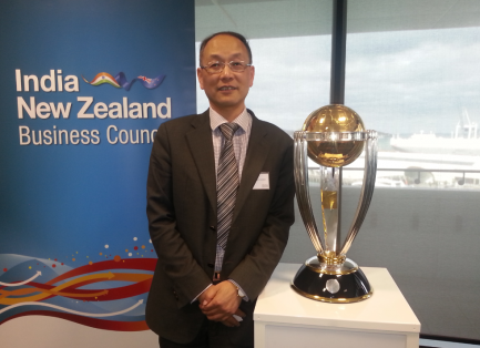 India NZ Business Council Year End Event for 2014
