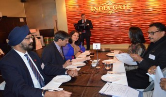 Indian Parliamentary Delegation Visiting Auckland
