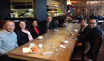 Griffith University Academic (Dr Anita Love) Visit to ICA