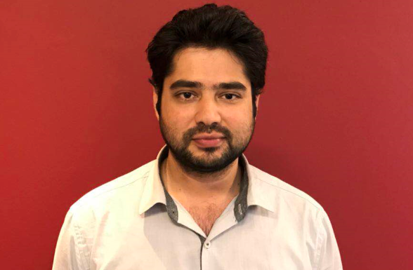 Najeeb Haider Zaidi