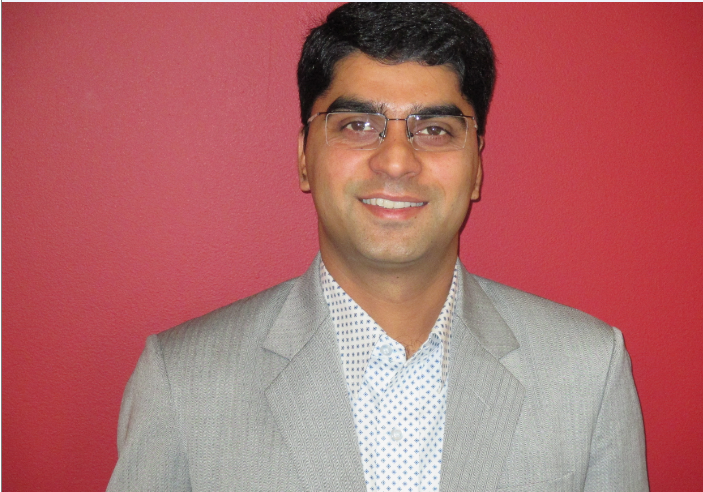 Vikas Sharma (Indian Marketing Manager)