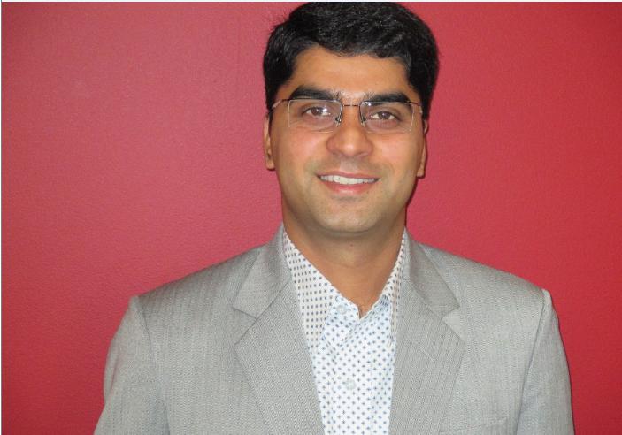 Vikas Sharma (Indian Marketing Manager)