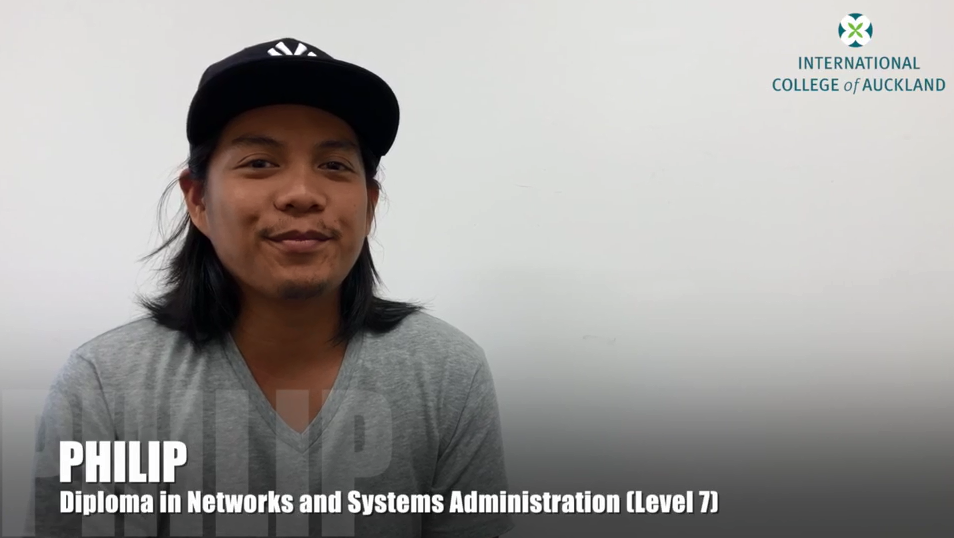 Phili—Diploma in Networks and System Administrator (Level 7)